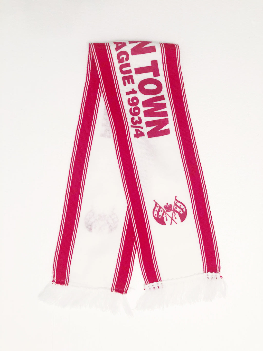 1993/94 Swindon Scarf
