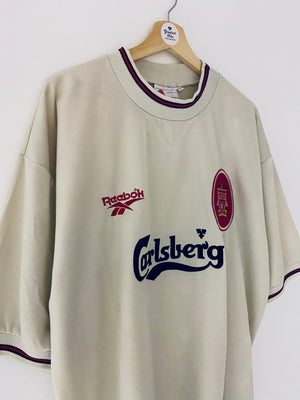 1996/97 Liverpool Away Shirt (XL) 9/10