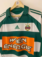 2006/07 Rapid Vienna Home Shirt (M) 7/10