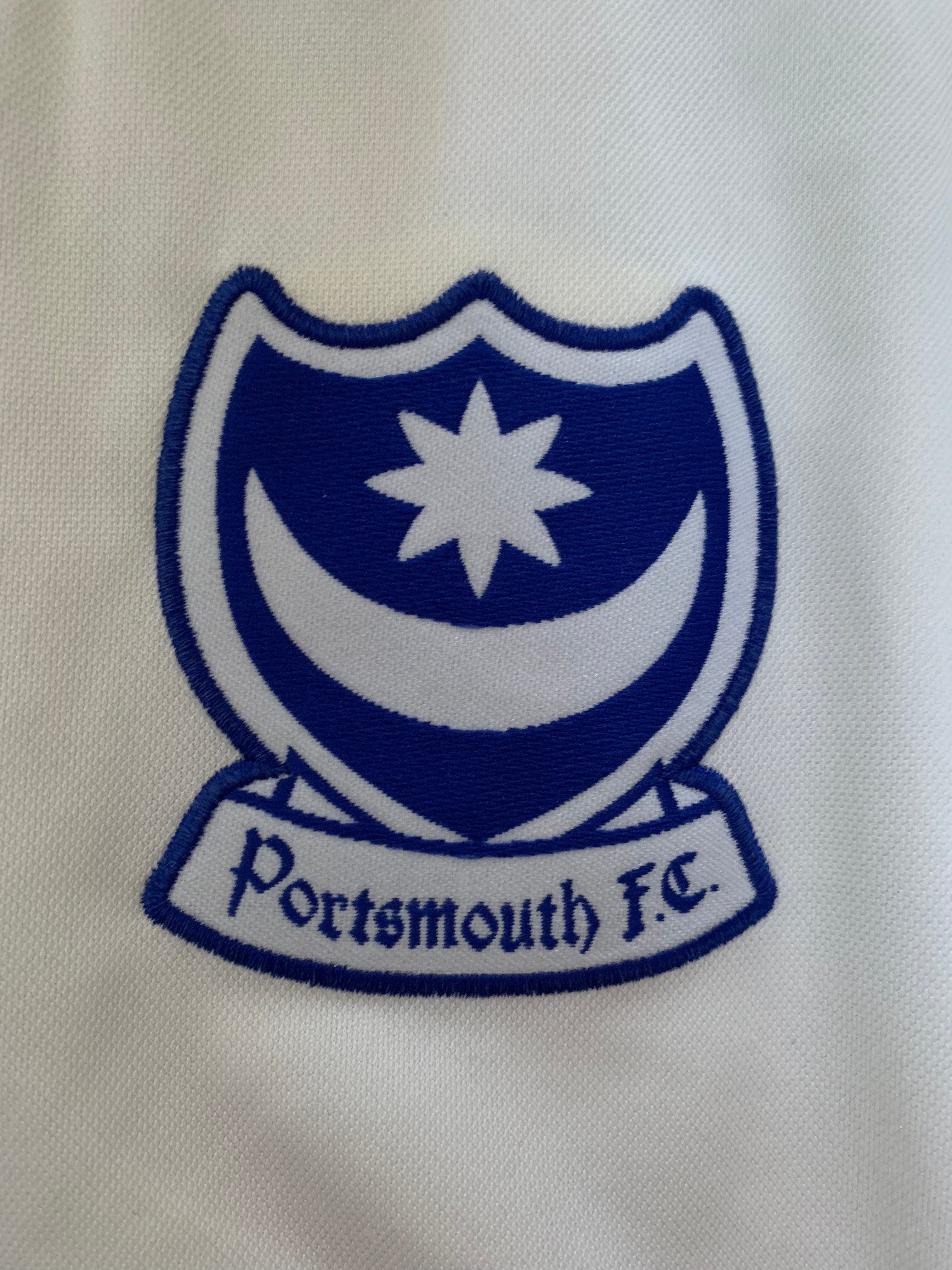 2000/02 Portsmouth Away Shirt (M)