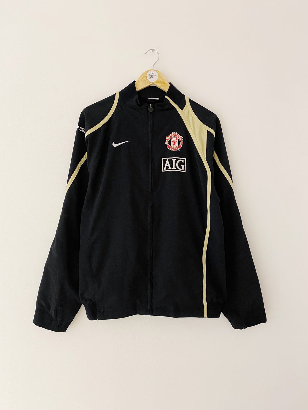 2006/07 Manchester United Training Jacket (L) 10/10