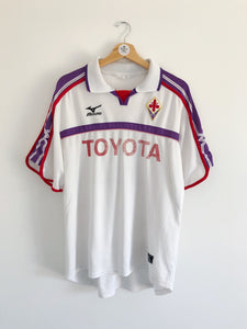 2001/02 Fiorentina Away Shirt #16 (L) 6.5/10