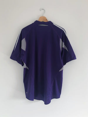 2004/05 Real Madrid GK S/S Shirt (M) 9/10