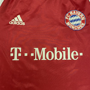 2003/04 Bayern Munich Home Shirt Makaay #10 (XL) 8.5/10