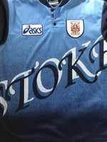 1996/97 Stoke City Away Shirt (L)