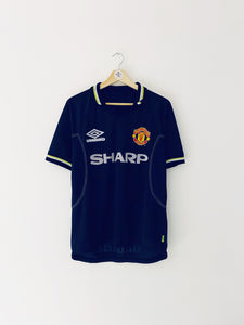 1998/99 Manchester United Third Shirt (S) 7.5/10