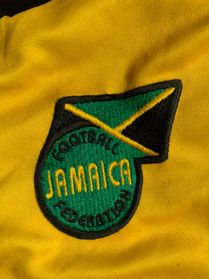 1998/00 Jamaica Home Shirt (XL) 6/10