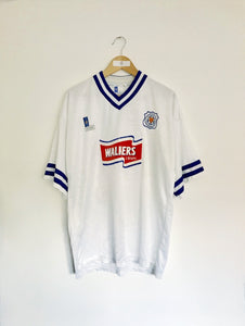 1996/98 Leicester Away Shirt #15 (Kamark) (XL) 8.5/10