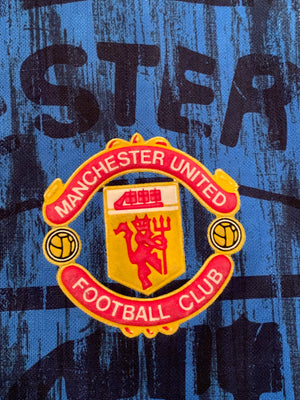 1992/93 Manchester United Away Shirt (S)