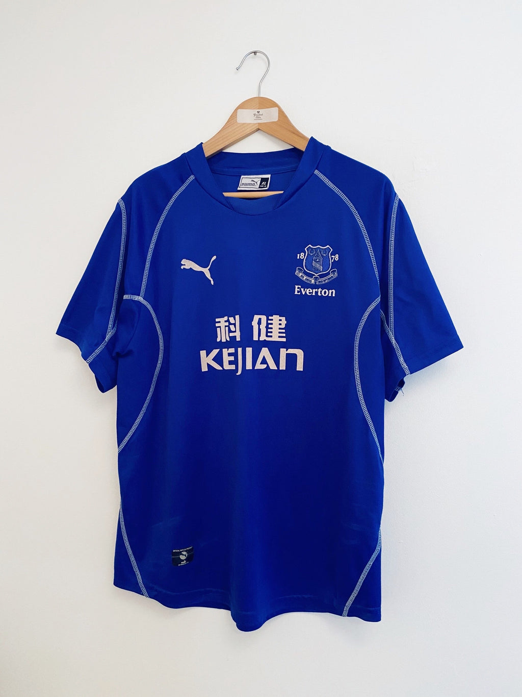 2002/03 Everton Home Shirt (XL) 7.5/10