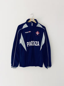 2005/07 Piacenza 1/2 Zip Training Top (L) 8/10