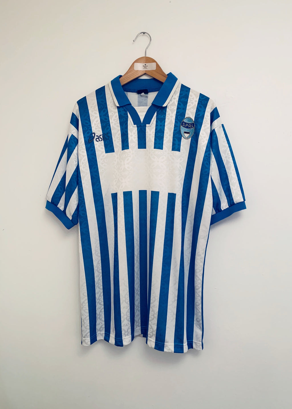 1996/97 SPAL Home Shirt (XL) 9/10
