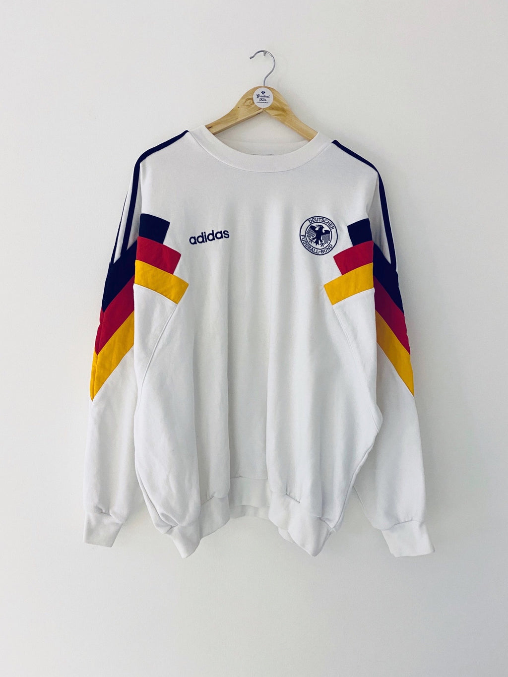 1992/94 Germany Training Jumper (L/XL) 9/10