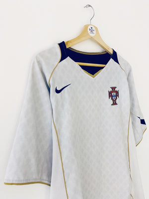 2004/06 Portugal Away Shirt (M) 8.5/10