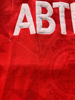 1992/93 Aberdeen Home Shirt (XL) 6/10
