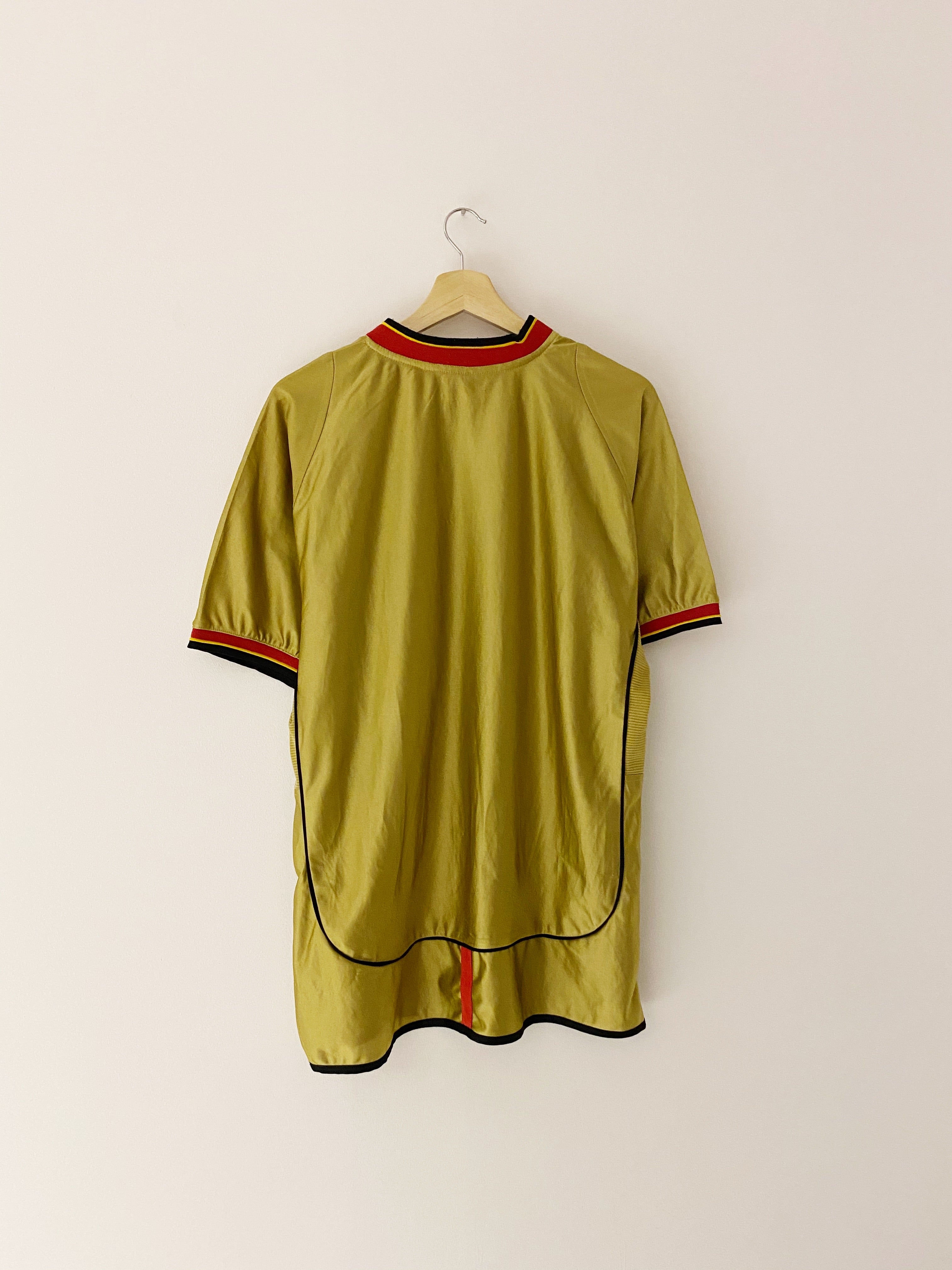2002/03 Galatasaray Fourth Shirt (L) 6.5/10