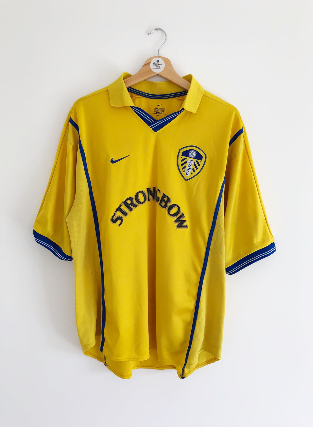 2000/02 Leeds United Away Shirt (XL) 6/10