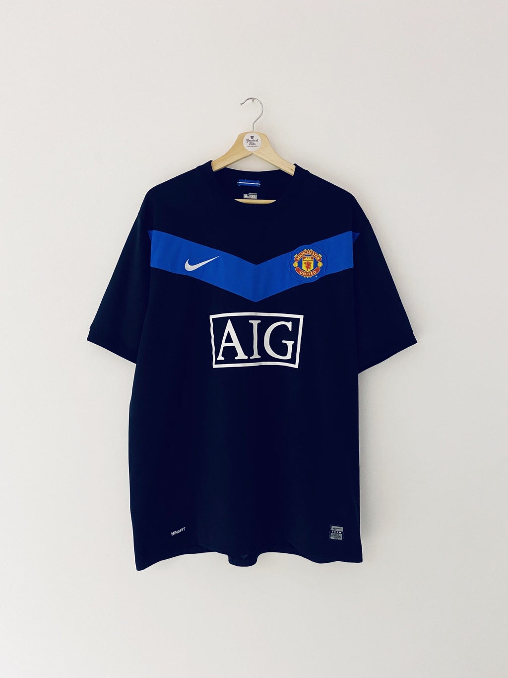 2009/10 Manchester United Away Shirt (XL) 9/10