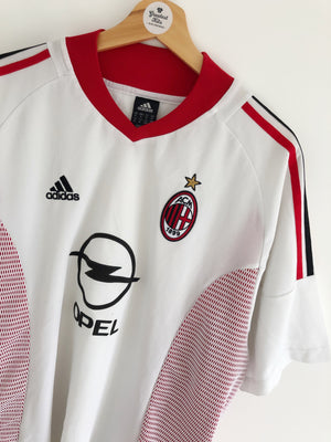 2002/03 AC Milan Away Shirt (XL) 7/10