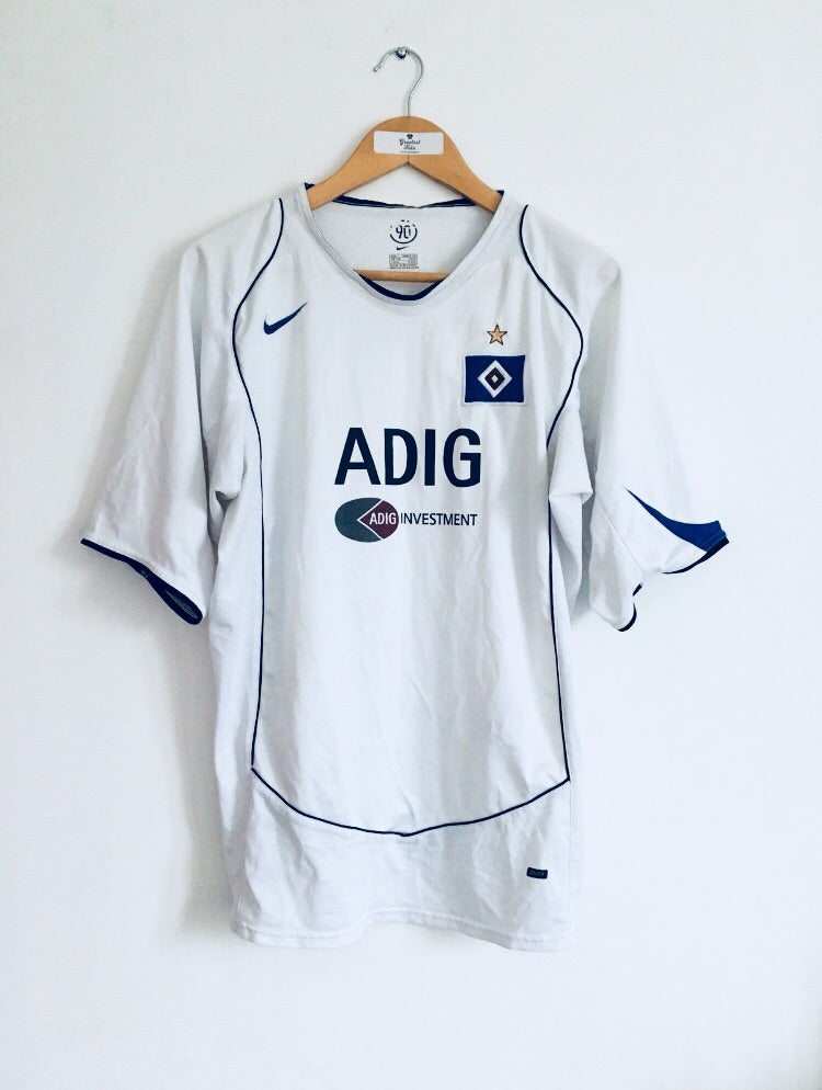 2004/05 Hamburg Home Shirt (L) 6/10