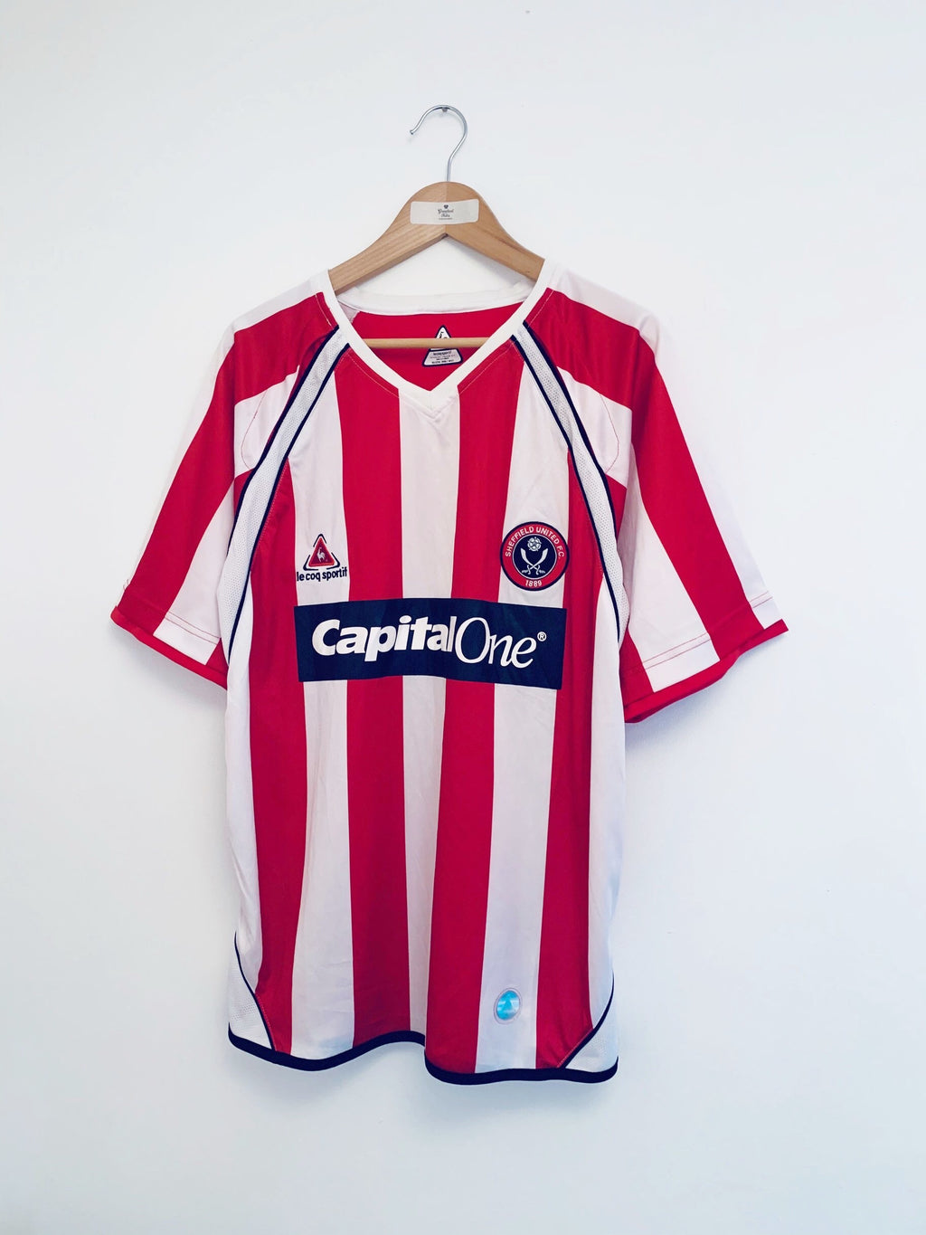 2006/07 Sheffield United Home Shirt (M) 9/10