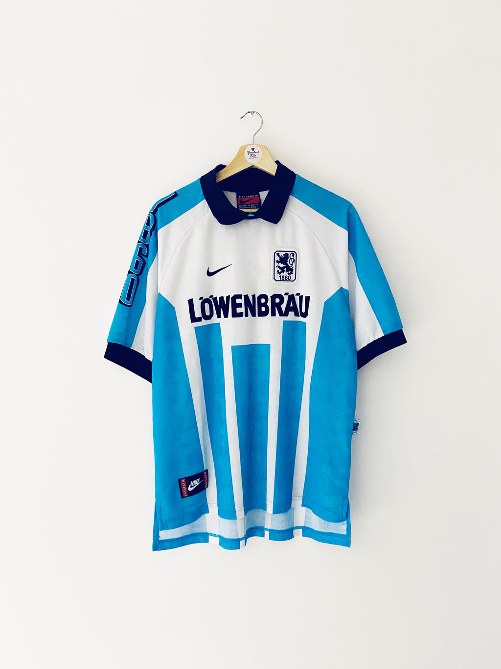 1996/97 1860 Munich Home Shirt (L) 9/10