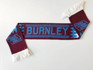 Vintage Burnley Scarf