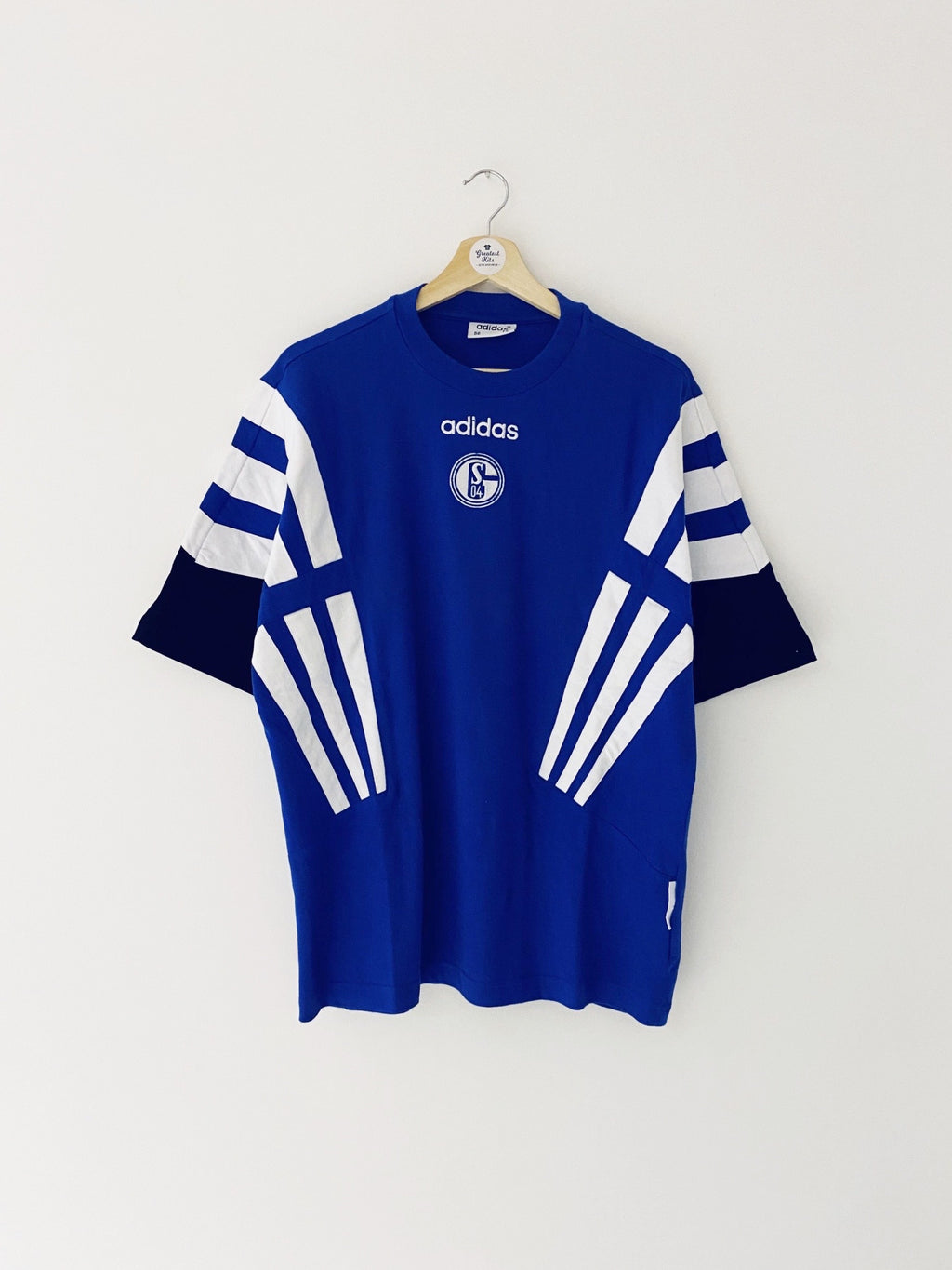1995/96 Schalke Training Shirt (M/L) 9.5/10