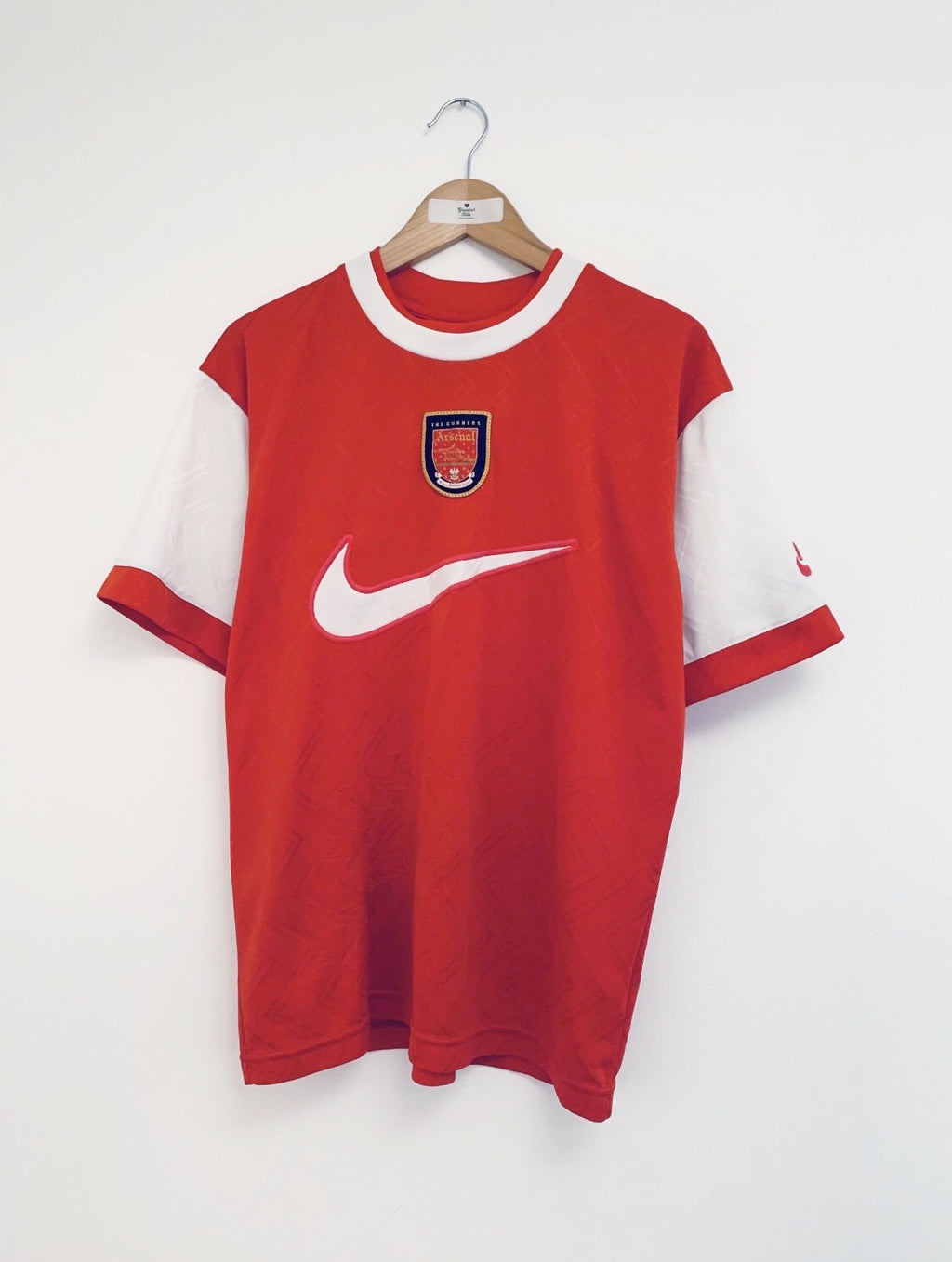 1994/96 Arsenal Training Shirt (M) 7.5/10