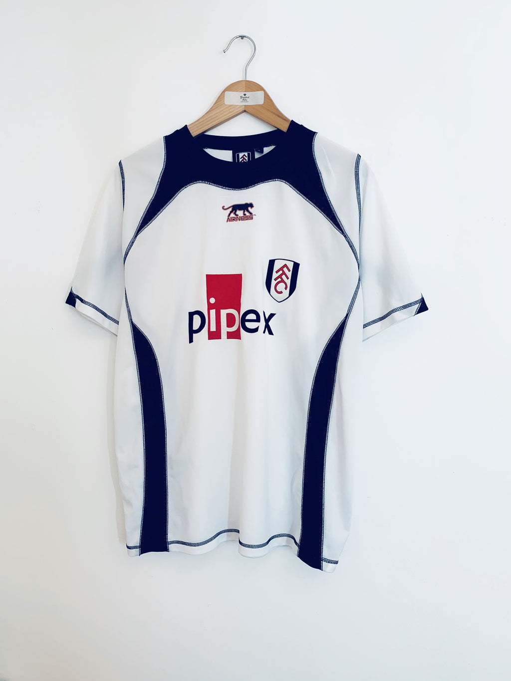 2006/07 Fulham Home Shirt (L) 9/10