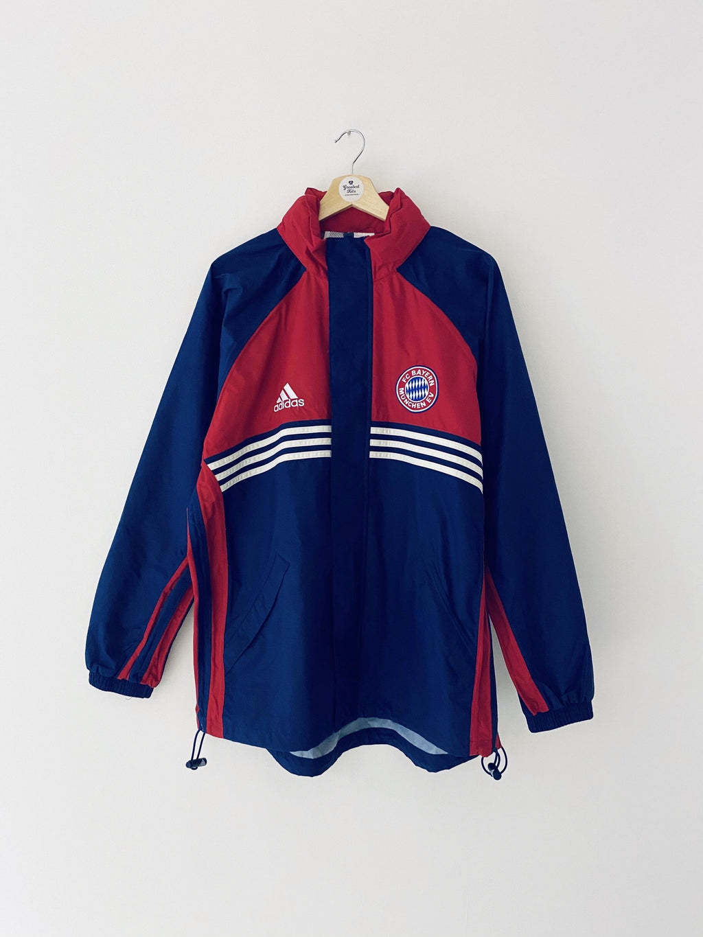 1998/99 Bayern Munich Training Jacket (M/L) 9/10