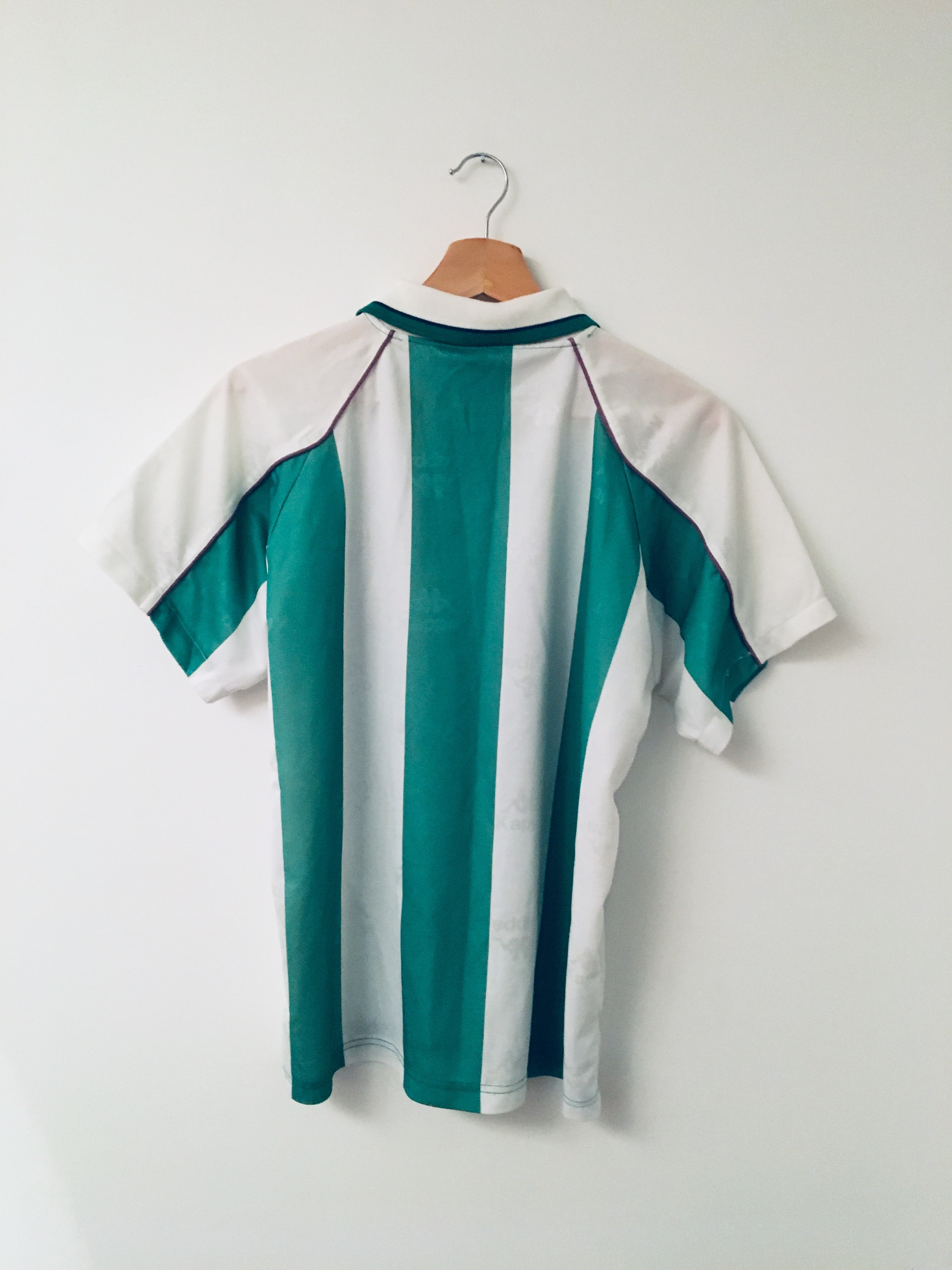 1993/95 Panathinaikos Home Shirt (S) 9/10