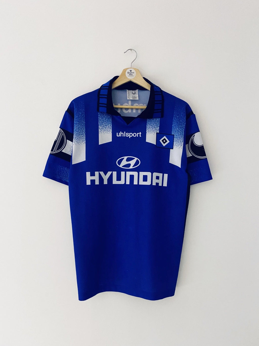 1995/96 Hamburg Away Shirt (L) 7.5/10