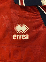 1994/95 Genoa Home Shirt #14 (XL) 8.5/10
