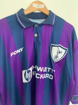 1995/97 Tottenham Away Shirt (XXL) 7/10