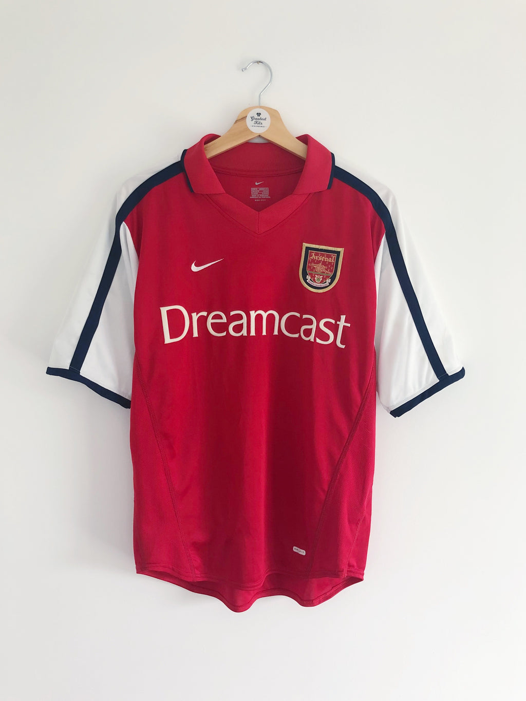 2000/02 Arsenal Home Shirt (S) 9/10