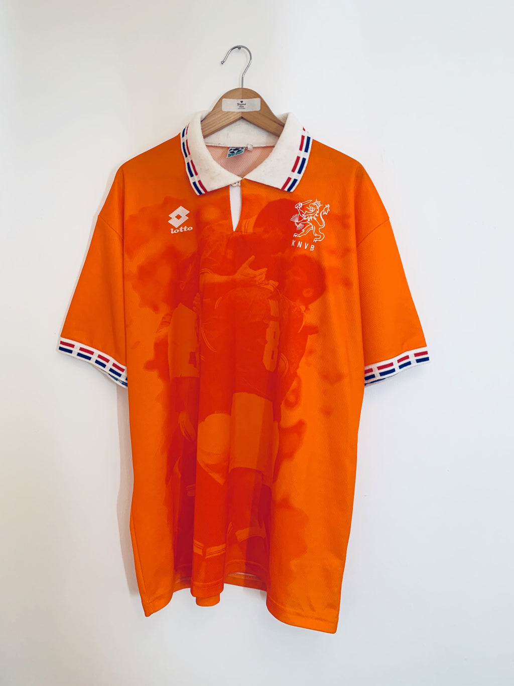 1996 Holland Home Shirt (XL) 8.5/10