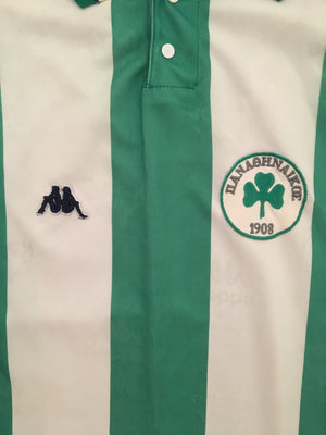 1993/95 Panathinaikos Home Shirt (S)