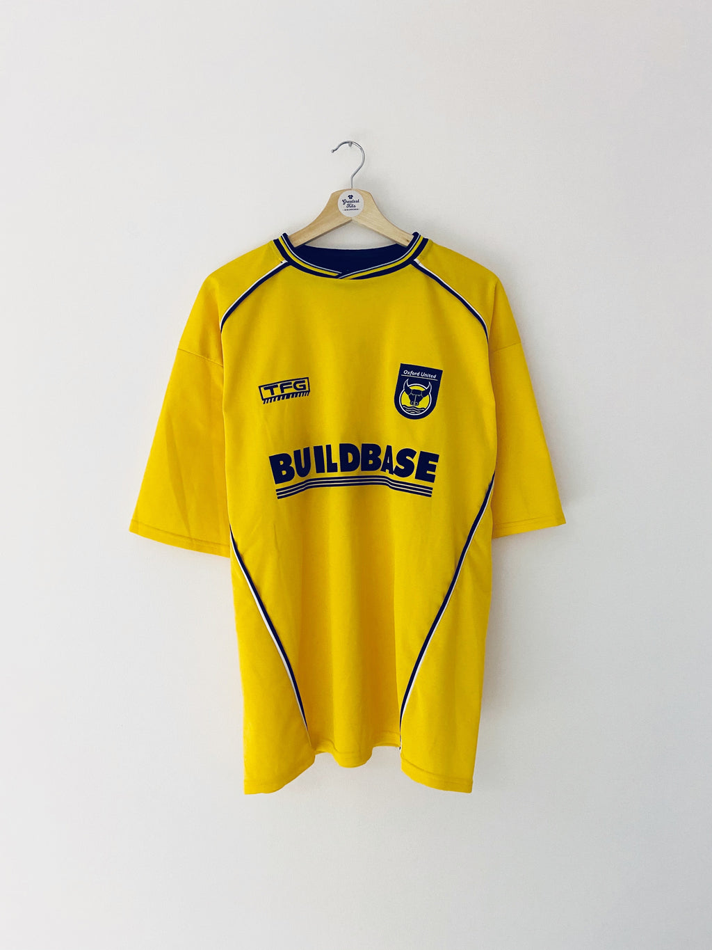 2003/05 Oxford United Home Shirt (L) 9.5/10