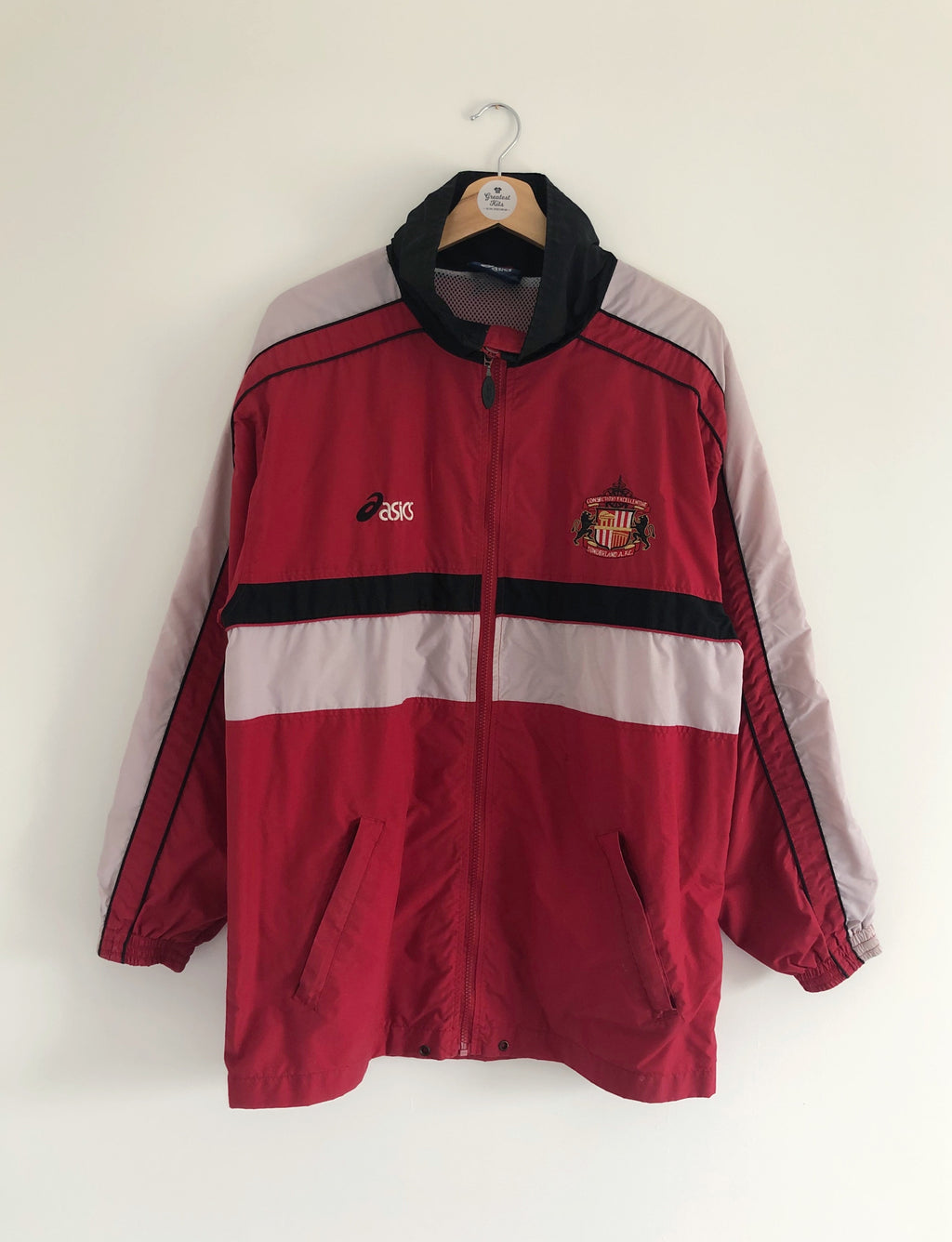 1999/00 Sunderland Training Jacket (M) 6/10
