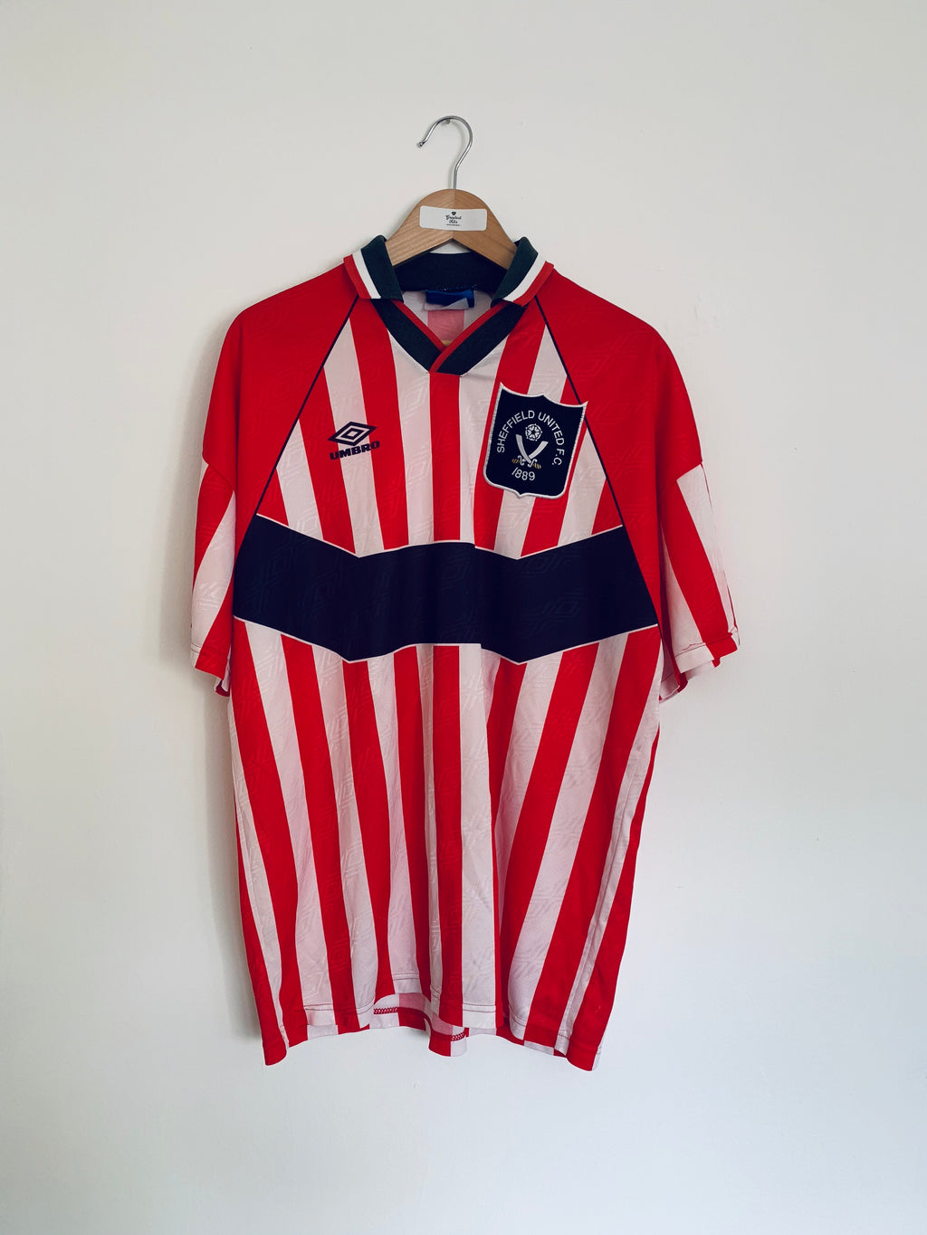 1994/95 Sheffield United Home Shirt (XL) 8.5/10