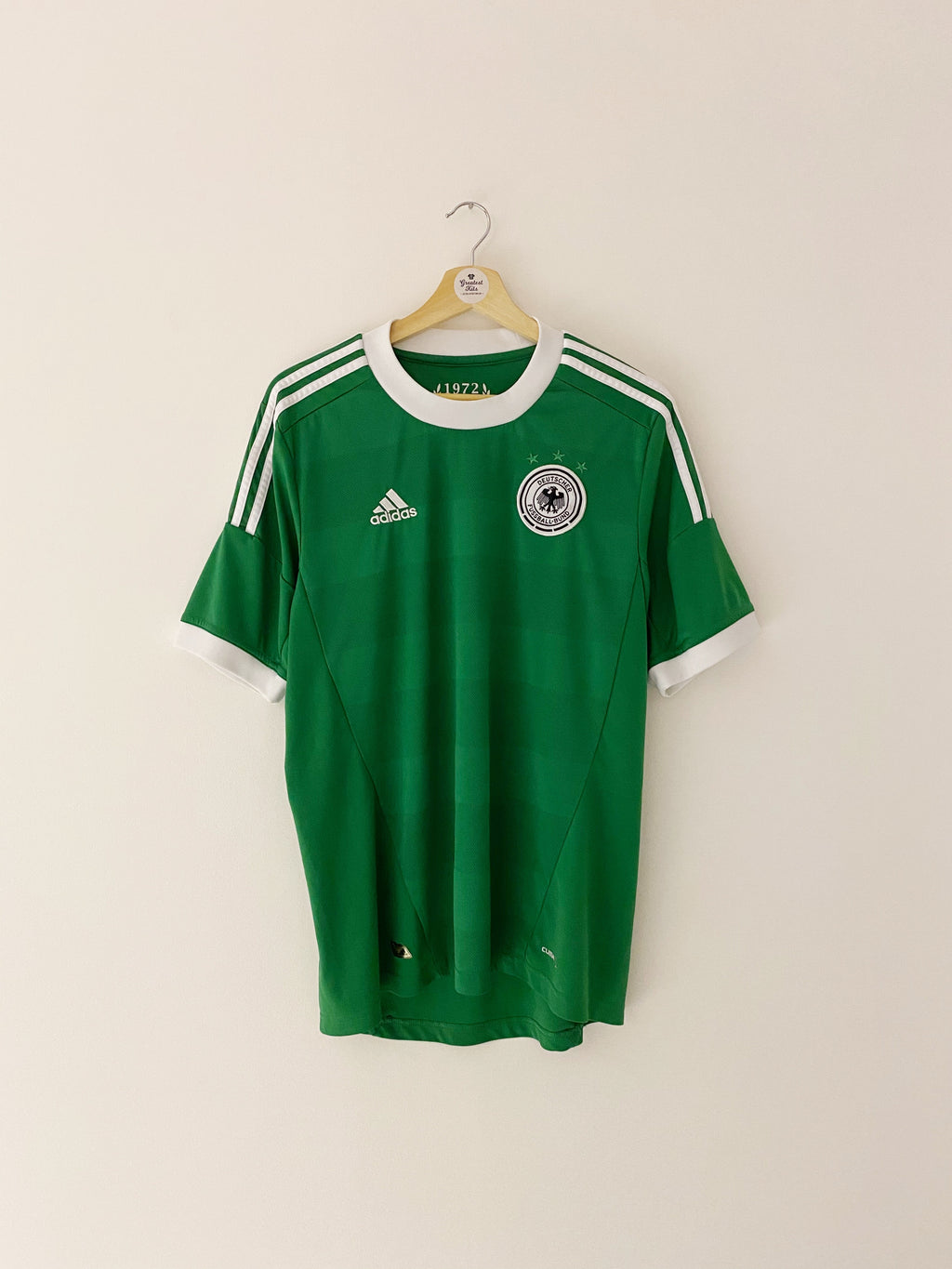 2012/13 Germany Away Shirt (L) 8.5/10