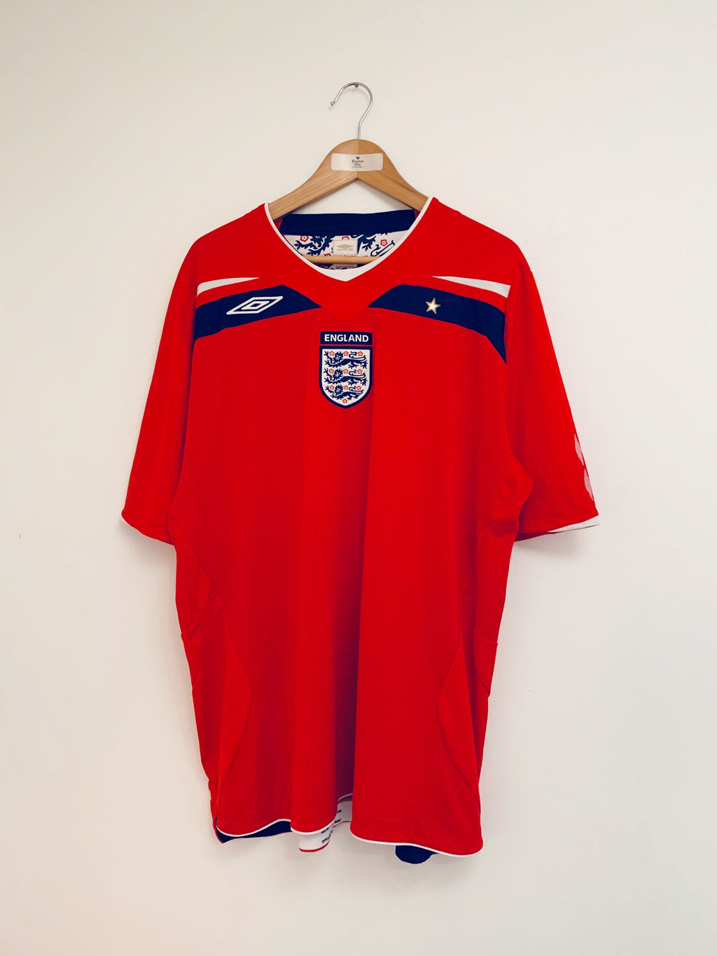 2008/10 England Away Shirt (XXL) 9.5/10
