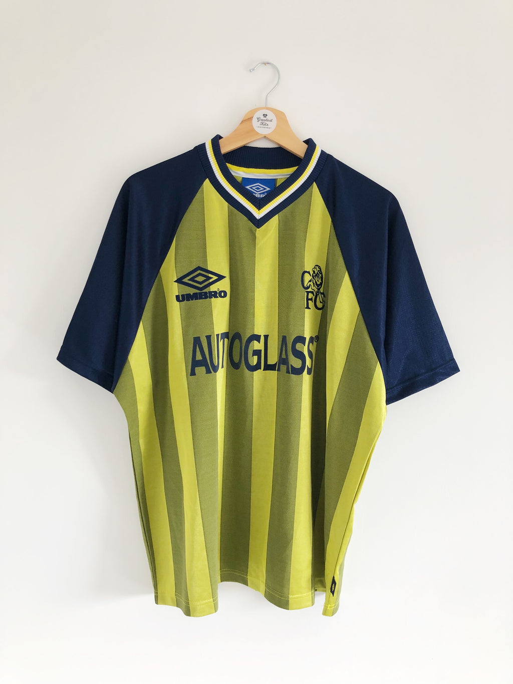 1998/00 Chelsea Training Shirt (M) 9/10