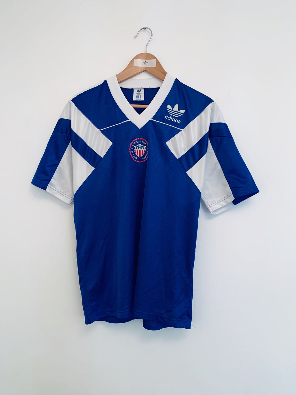 1990/92 USA Away Shirt (M) 6/10