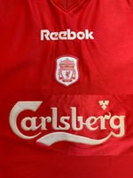 2000/02 Liverpool Home Shirt (L)