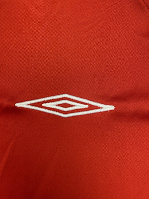 2004/05 Independiente Home Shirt (XL) 9/10