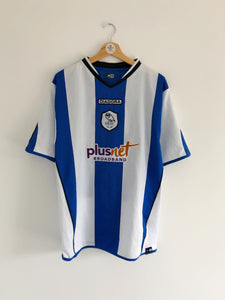 2005/07 Sheffield Wednesday Home Shirt (M) 9/10