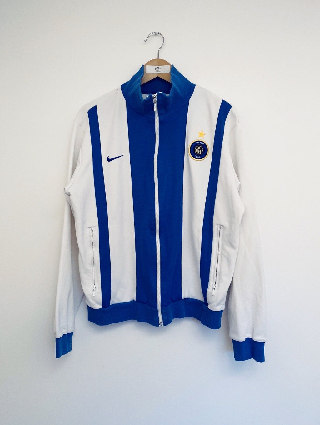 2001/02 Inter Milan Track Jacket (L) 8.5/10