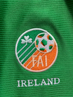 2001/03 Ireland Home Shirt (XL) 9/10